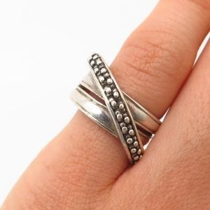 Michael Dawkins Beaded Ring